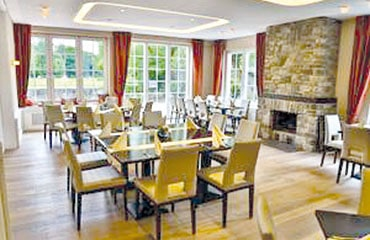 Restaurant im Golf-Areal bzw Golf Club Hanau