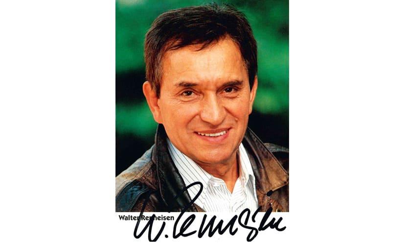Walter Renneisen ist ein deutscher Schauspieler