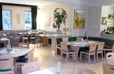 Das Clubhaus, Parkpromenade 10, 63454 Hanau