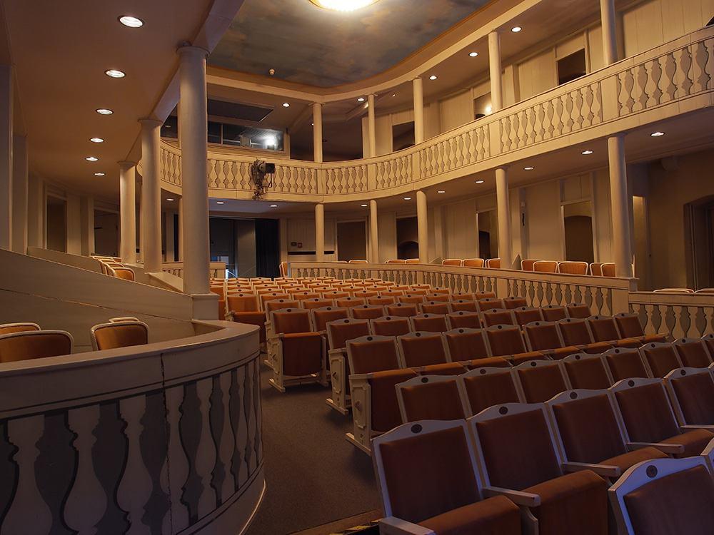 Comoedienhaus Theatersaal