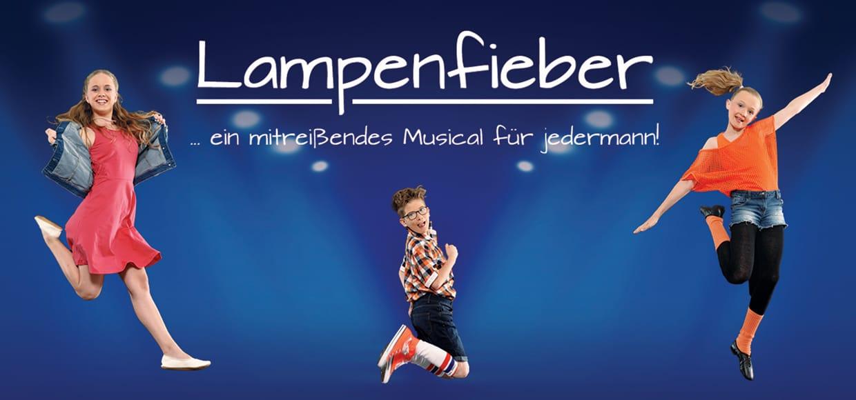 Bild von Lampenfieber … ein mitreißendes Musical für jedermann!