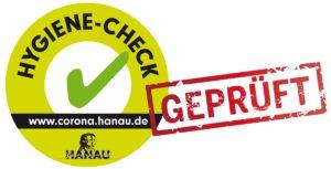 Siegel für geprüfte Hygiene im Comoedienhaus Wilhelmsbad