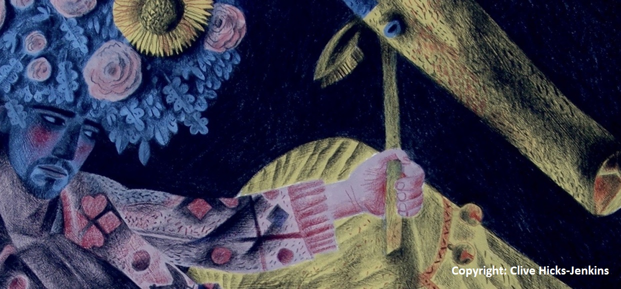 Bild von Hexen, Nixen, Fabelwesen….