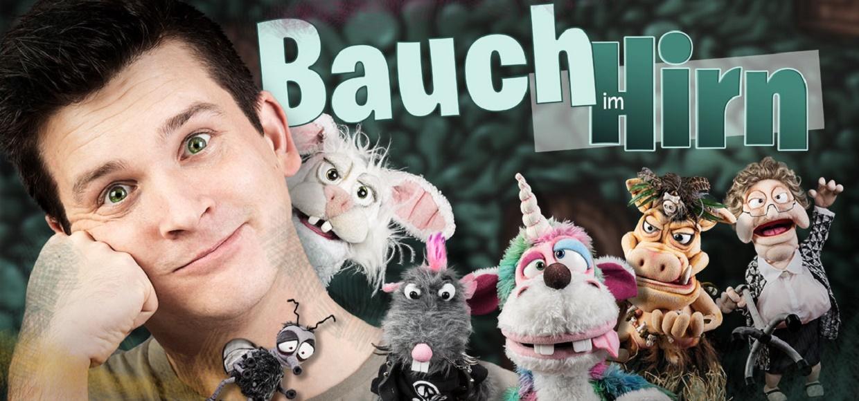 Bild von BAUCH IM HIRN – Bauchredner Tim Becker (TV-Aufzeichnung!)